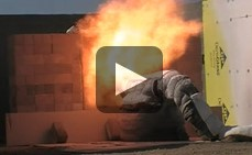 ISO 22899-1 Determination of the Resistance to Jet Fires